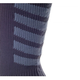 Sealskinz MTB Thin Mid Socks with Hydrostop Black/Anthracite/Charcoal